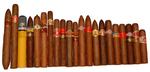 Вкус, цвет и аромат сигары