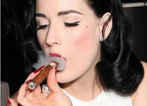 sigarnii etiket